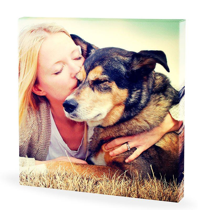 canvas print gift voucher