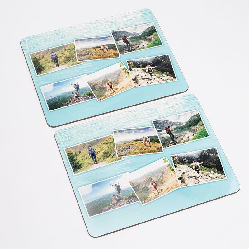Personalized Placemats Custom Photo Heat
