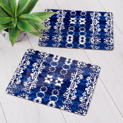 Design wooden placemats online