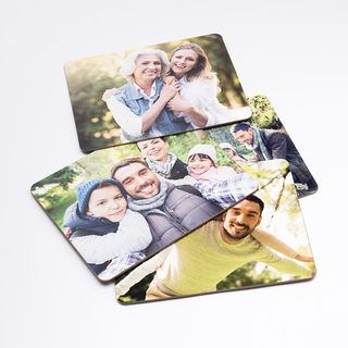 custom printed next day dinner mats