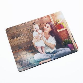 neoprene rubber backed mouse mat design your own