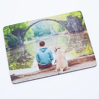 Imprimez votre tapis de souris avec photo