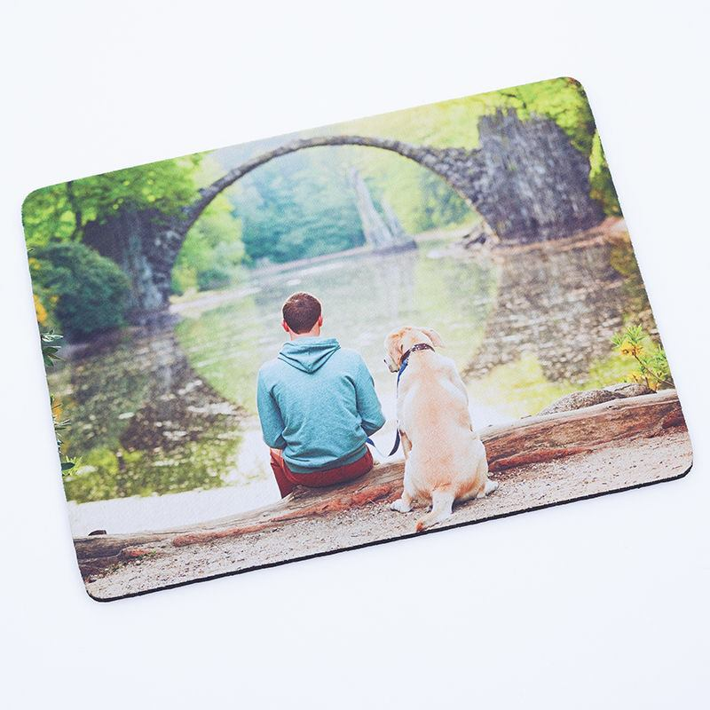 Personalised Mouse Mats Make Your Own Custom Mouse Pads