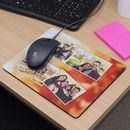 Tapis de souris avec montage photo