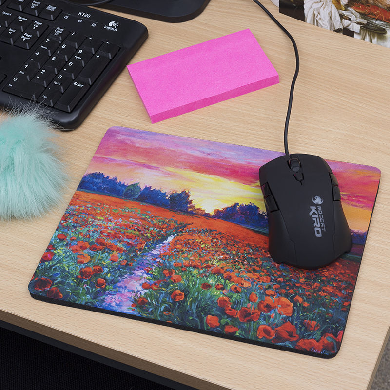 Custom Mouse Mat Uk Made Design Your Own Mouse Mat Online