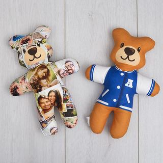 Design A Custom Teddy Bear