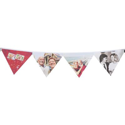 personalised party decorations bunting