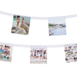 party photo bunting