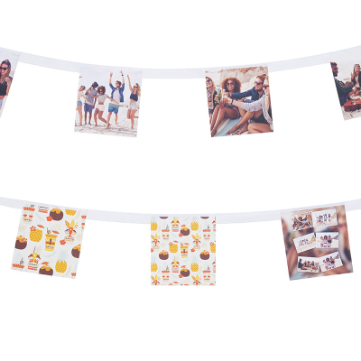 engagement party bunting