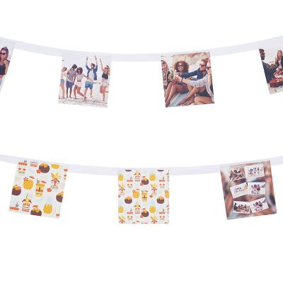 personalized party decorations bunting