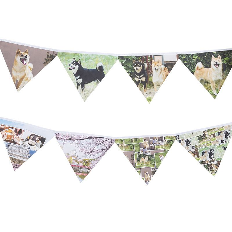 Personalised Bunting With Letters Or Photos Custom