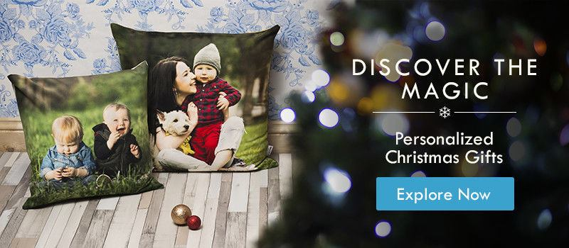 Photo Gifts You Design for Christmas