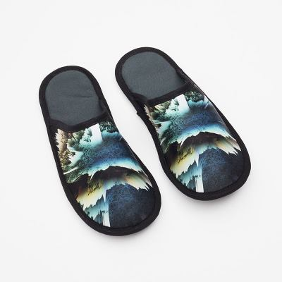 custom designed slippers