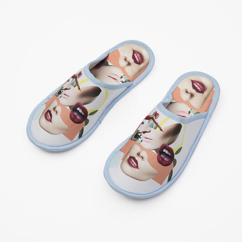 Custom Slippers. Design Your Own