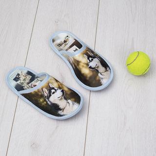 Zapatillas de casa personalizadas para hombres