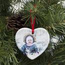 Christmas Tree ornament print with your own pictures