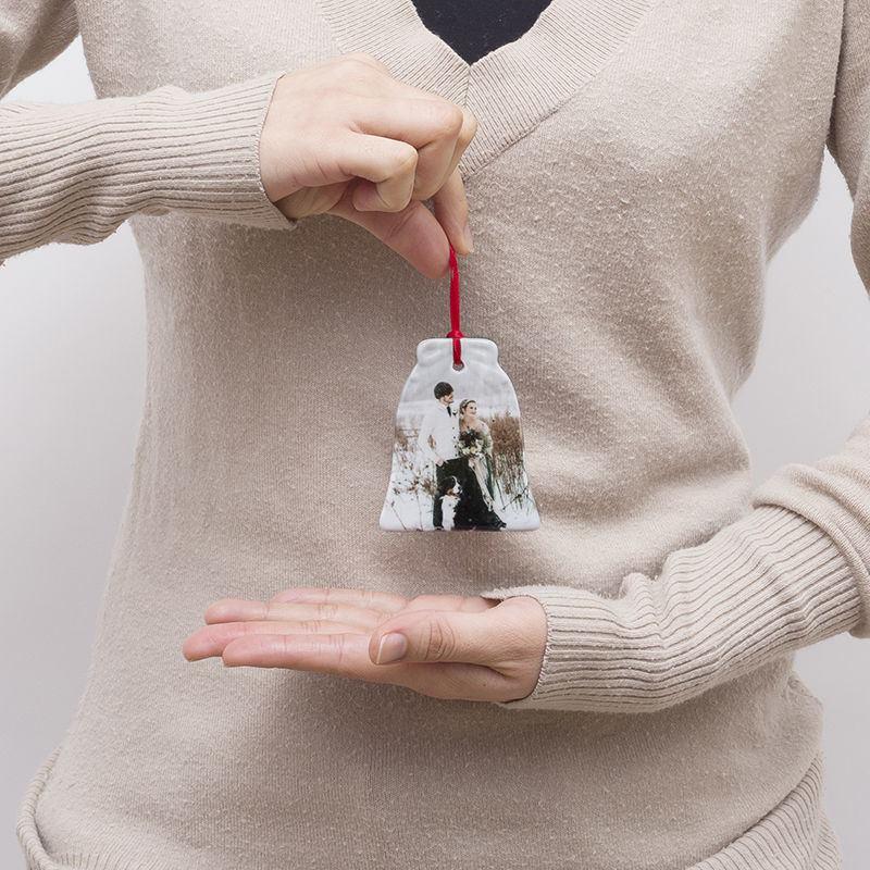 Adornos navide os personalizados foto regalos para for Adornos navidad online
