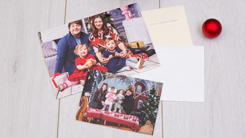 personalised christmas cards and gift essentials