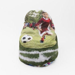 Personalised Kids sport bean bags