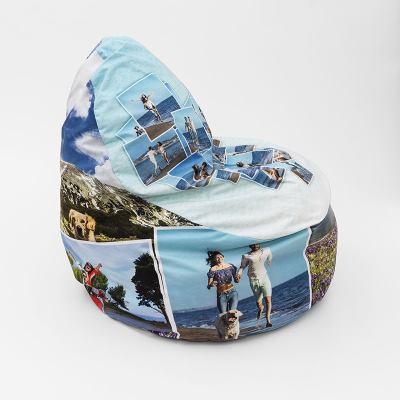 pouf personalizzato con foto