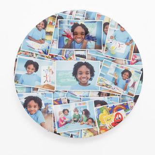 piatto da parete personalizzato con foto