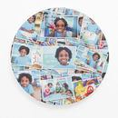 Print your own photo design decorative plate