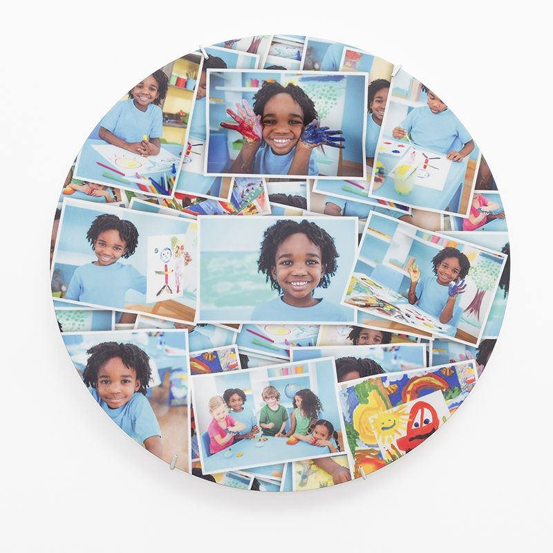 ... Print your own photo design decorative plate ...  sc 1 st  Bags of Love & Personalised Decorative Wall Plate For Home Decor - Bags Of Love