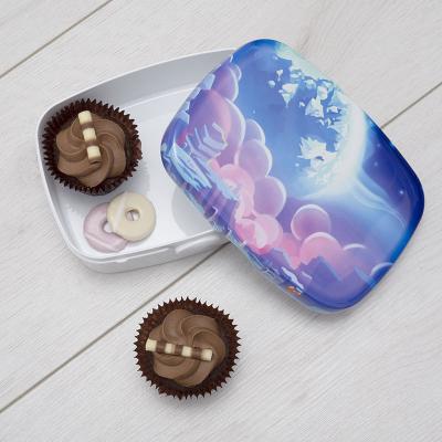 custom lunch box printed