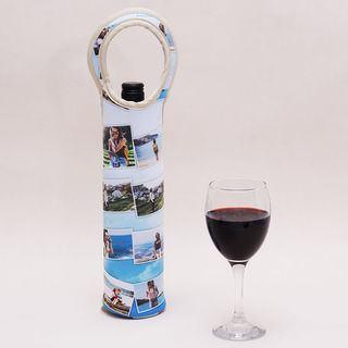 Wine cooler neoprene sleeve