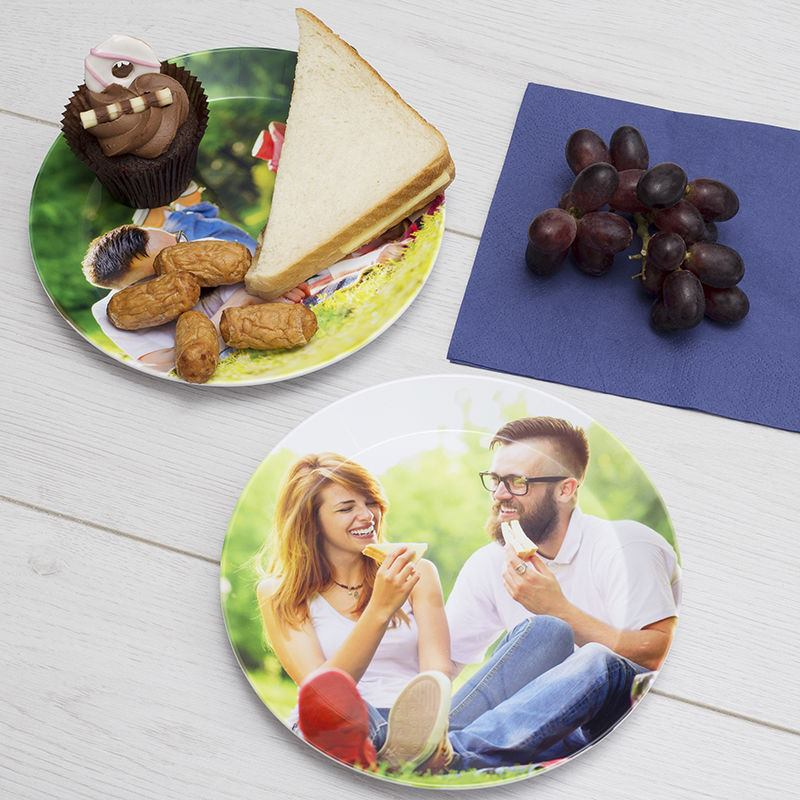Personalized Party Plates · Design your own party plate ... & Personalized Party Plates | Personalized Melamine Plates