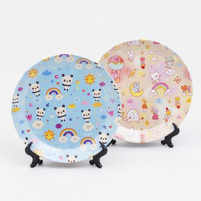 Plastic Party Plates