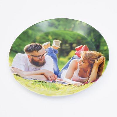 picnic camping plates