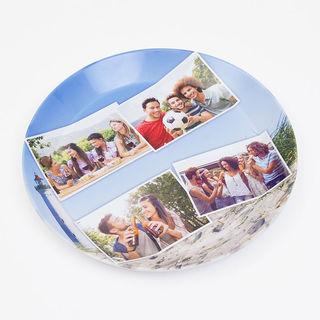 personalisierte kinderteller kinderteller mit foto bedrucken. Black Bedroom Furniture Sets. Home Design Ideas