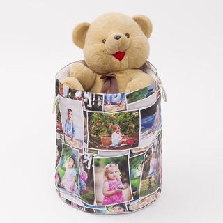 Personalised toy bag