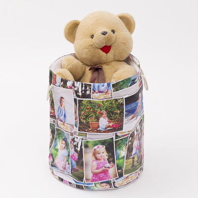 personalised toy bag for babies and children