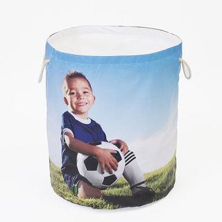 Sports image toy sack for children