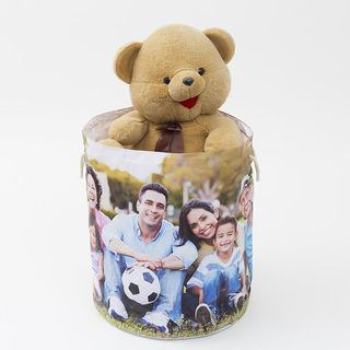 Personalised Family sports Toy bag