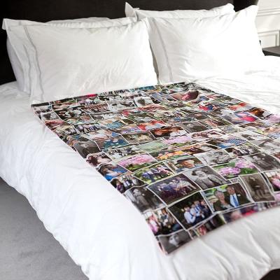 custom memory blankets