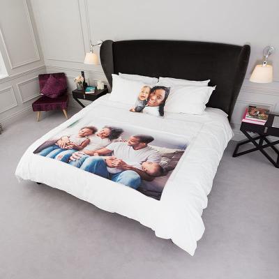 custom printed bedspread