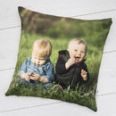 personalised pillow set with kids picture