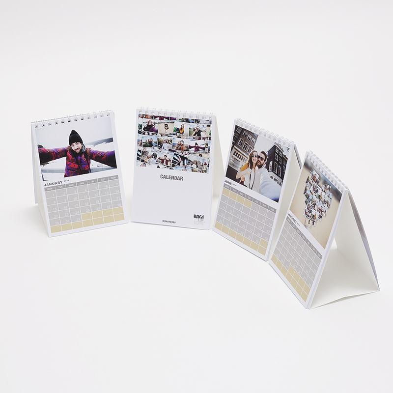 Foto Tischkalender | Tischkalender gestalten mit deinen Fotos