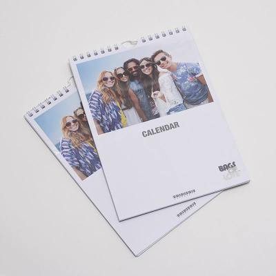 calendario con fotografías para ella personalizado
