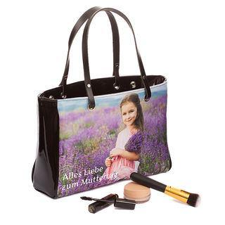 Handtaschen bedrucken lassen Kinderfoto
