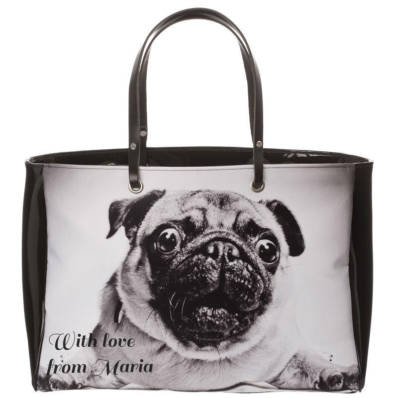Luxury pet Photo Handbag