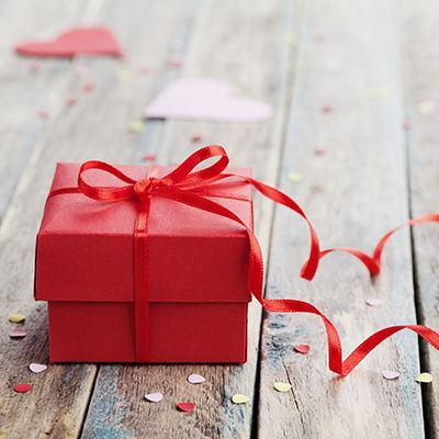 ontwerp een cadeau