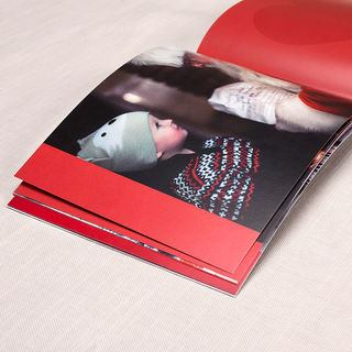stampa foto album romantico personalizzato
