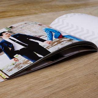 Libro dia del padre con fotos