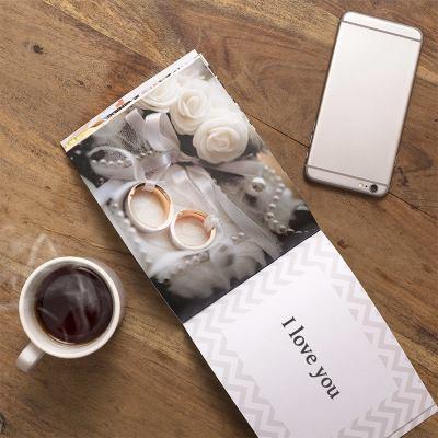libro romantico fotografico