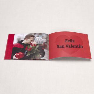 Libro personalizado San Valentin