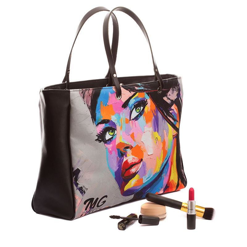 Tote Bag - Rush Hour Tote by VIDA VIDA LDneNM4Ve